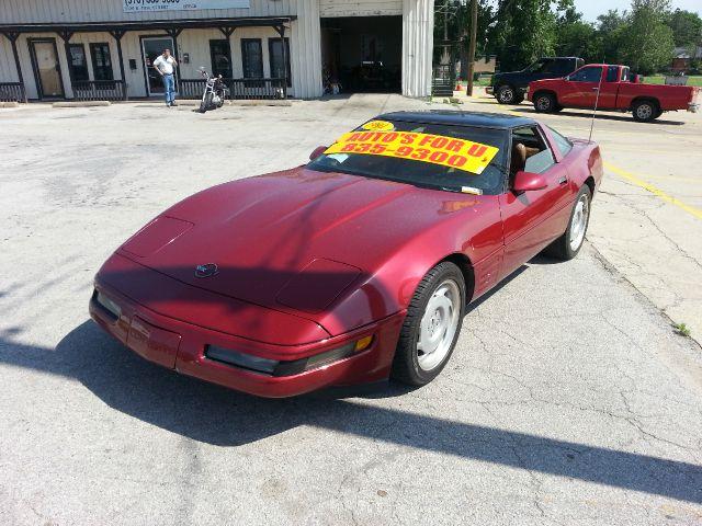 1991 Chevrolet Corvette GT Premium