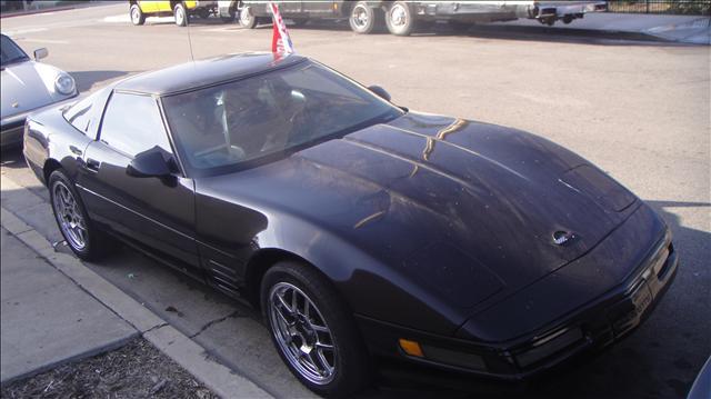 1993 Chevrolet Corvette Reg. Cab Reg Bed