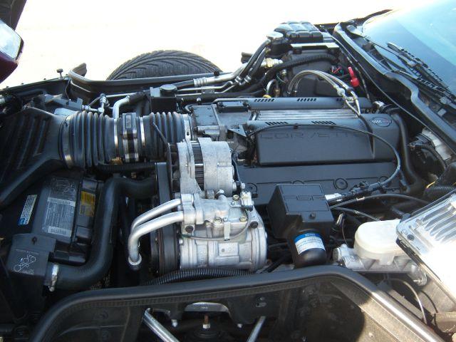 1995 Chevrolet Corvette XLS Sedan 4D