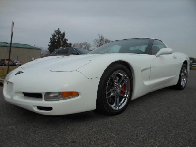 1997 Chevrolet Corvette GT Premium