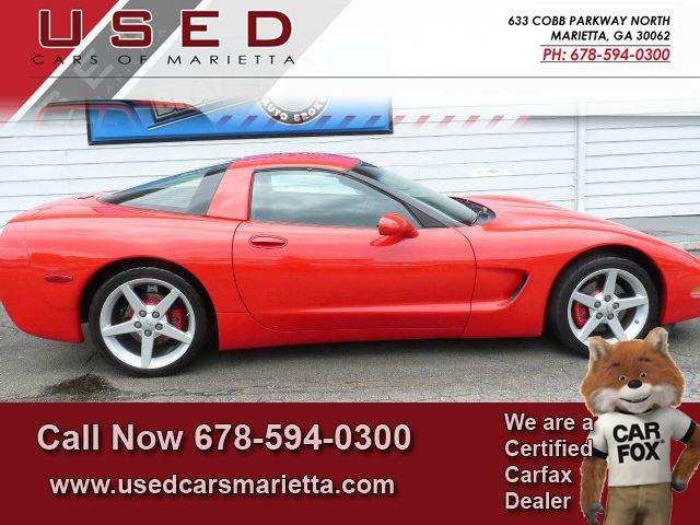 2000 chevrolet corvette gt premium details marietta ga 30062. Black Bedroom Furniture Sets. Home Design Ideas