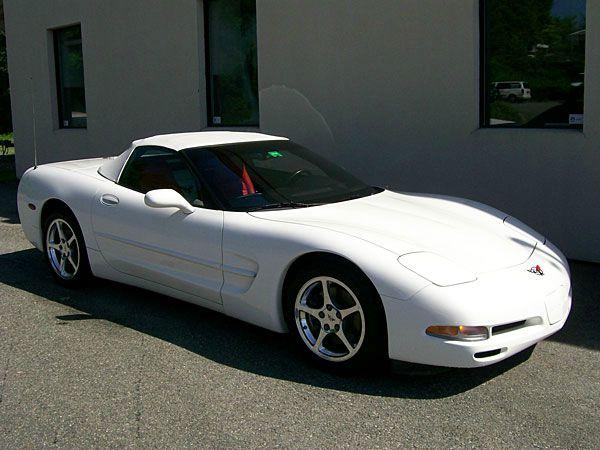 2001 Chevrolet Corvette 1.8T Quattro