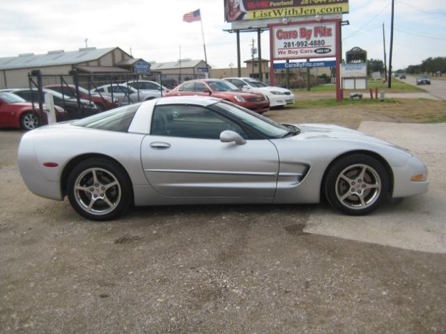 2002 Chevrolet Corvette GT Premium