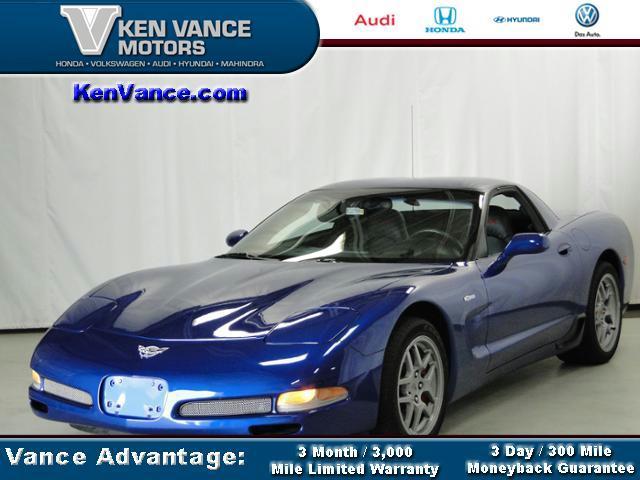 2003 Chevrolet Corvette R/T Sport Utility 4D Details. Eau ...