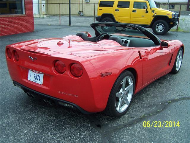 2005 Chevrolet Corvette 1.8T Quattro