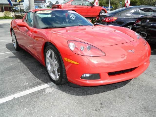2006 Chevrolet Corvette 138 WB SRW