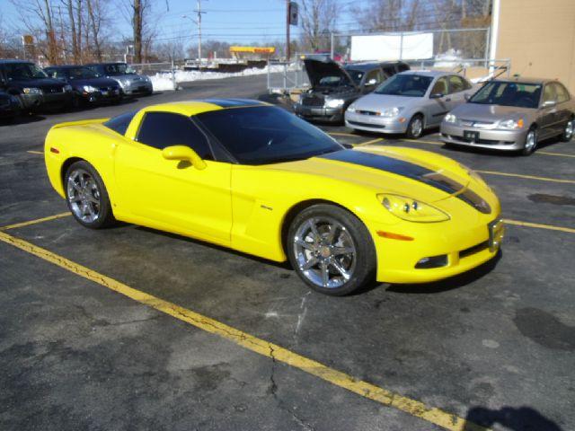 2008 Chevrolet Corvette Luxury Navigation