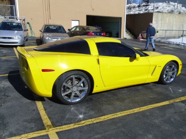 2008 Chevrolet Corvette Luxury Navigation