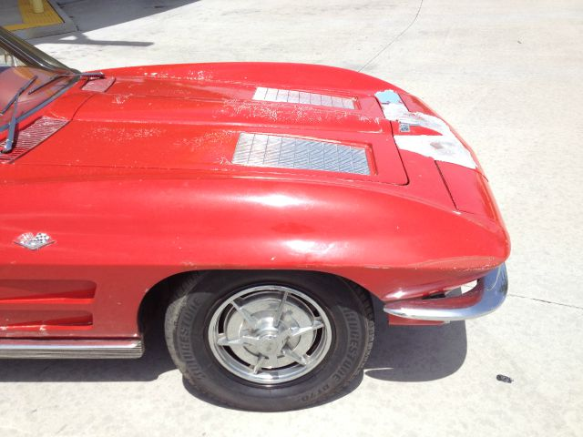 1963 Chevrolet Corvette Stingray Marlin