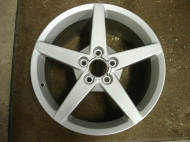 2007 Chevrolet Corvette Wheels GL 2WD 2.4L 4-cyl Automatic