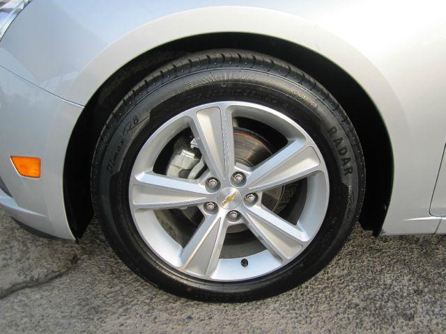 2012 Chevrolet Cruze 4dr AWD SUV
