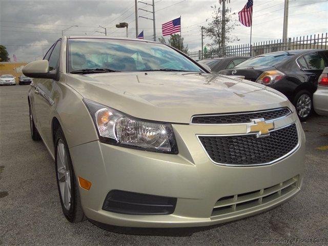 2012 Chevrolet Cruze Cheyenne Fleetside