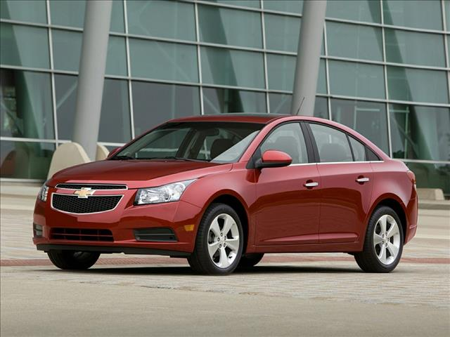 2013 Chevrolet Cruze 2.5T DVD 7 PASS