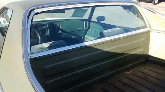 1973 Chevrolet EL CAMINO 14 Box MPR