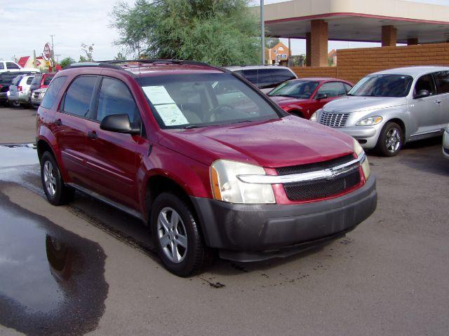 2005 Chevrolet Equinox 3.0cl W/leath