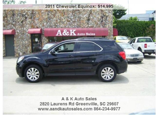 2011 Chevrolet Equinox 2.0L Automatic SE