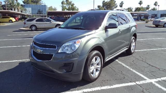 2013 Chevrolet Equinox T6 AWD Leather Moonroof Navigation