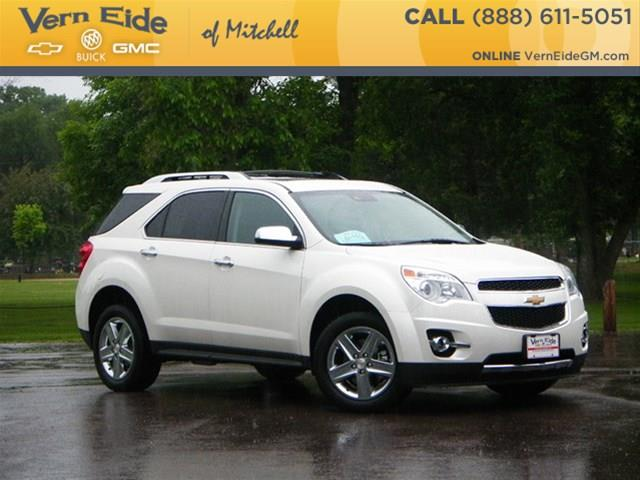 2014 Chevrolet Equinox 750li Xdrive 1-ownerawdnavigation Sedan