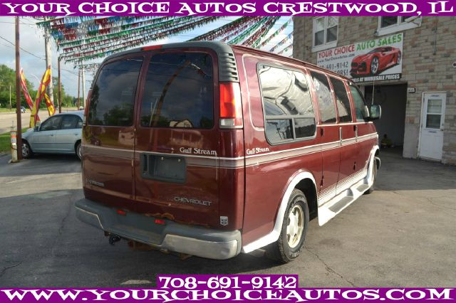 1999 Chevrolet Express SCAB XLT 4WD LONG BOX