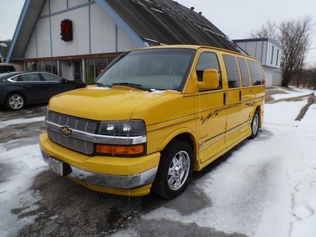2003 Chevrolet Express Super CUT
