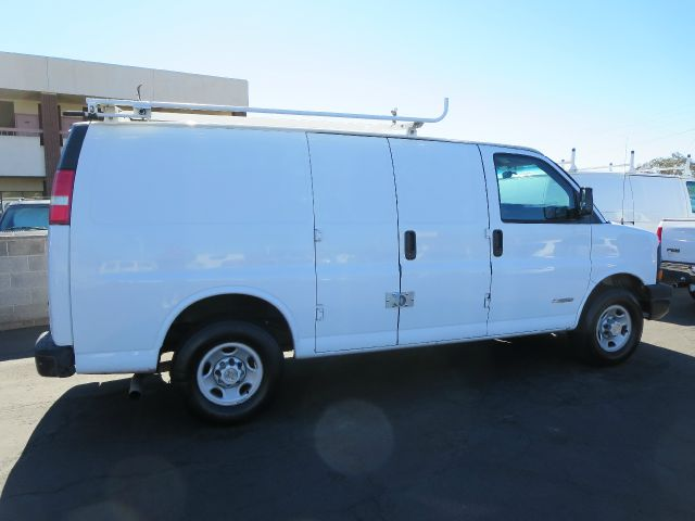 2003 Chevrolet Express Coupe 4D