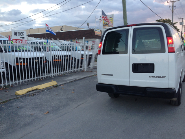 2005 Chevrolet Express Coupe 4D