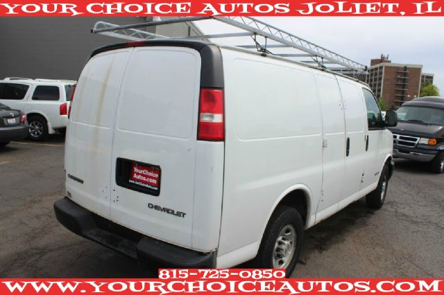 2005 Chevrolet Express Cargo Limited Sport Utility 4D