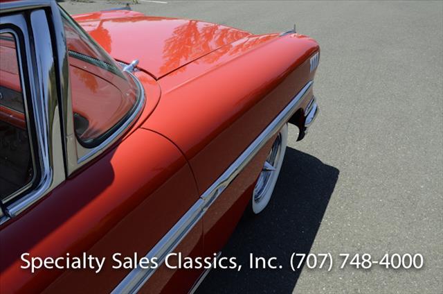 1958 Chevrolet Impala 4dr Sdn Touring RWD Fleet