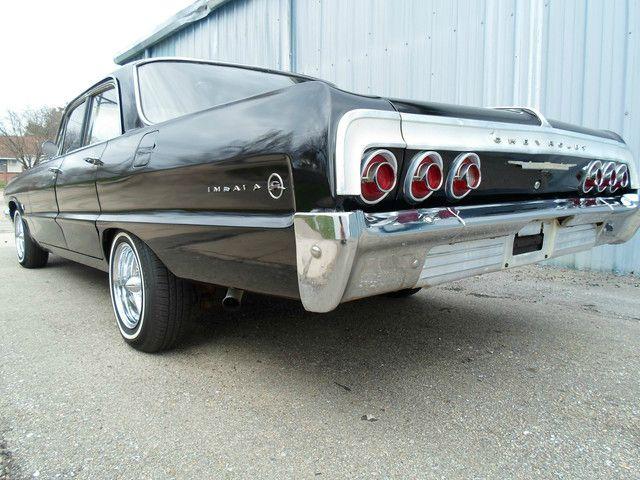 1964 chevrolet impala 14 box mpr details beatrice ne 68310 for Huston motors used cars