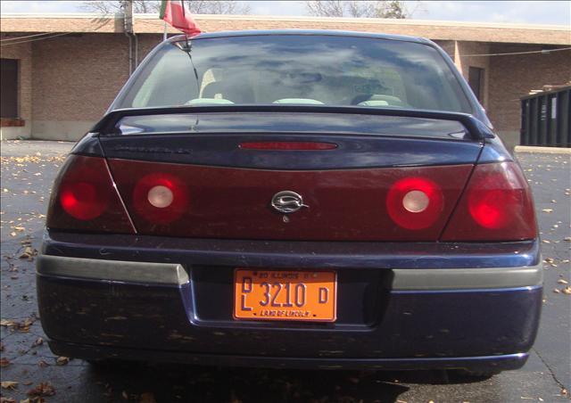 2001 Chevrolet Impala Touring W/nav.sys