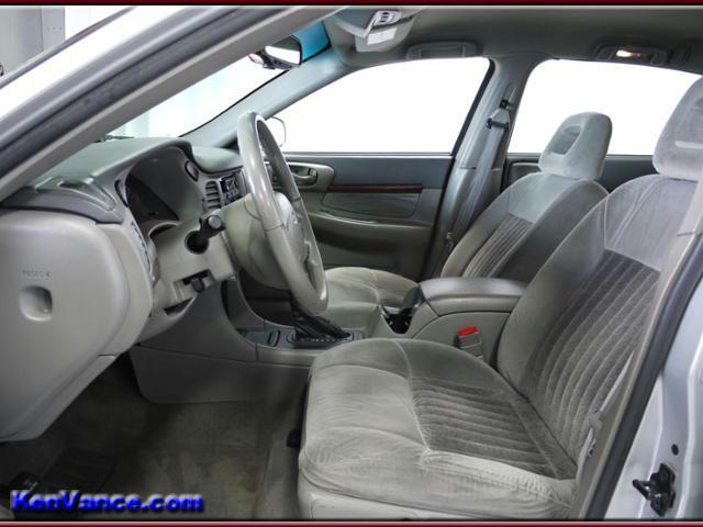 2001 chevrolet impala touring w details eau for Ken vance motors eau claire wisconsin