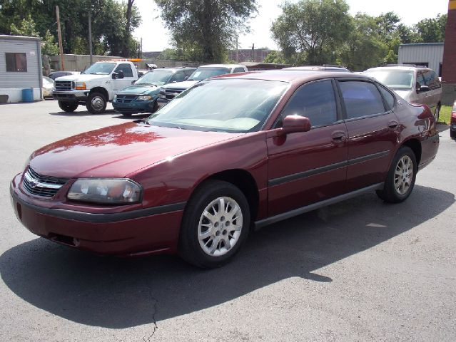 2002 chevrolet impala base details louisville ky 40215. Cars Review. Best American Auto & Cars Review