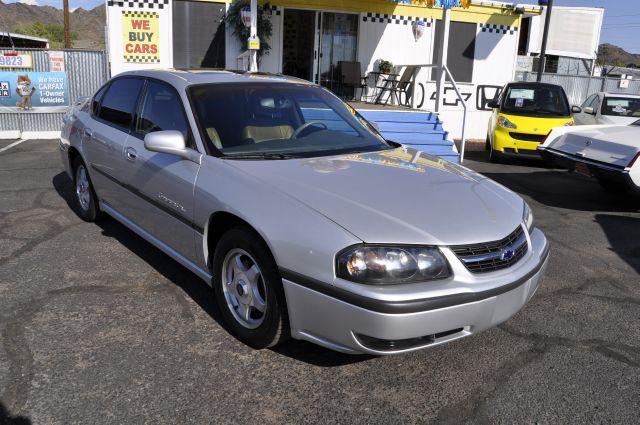 2002 Chevrolet Impala Touring W/nav.sys