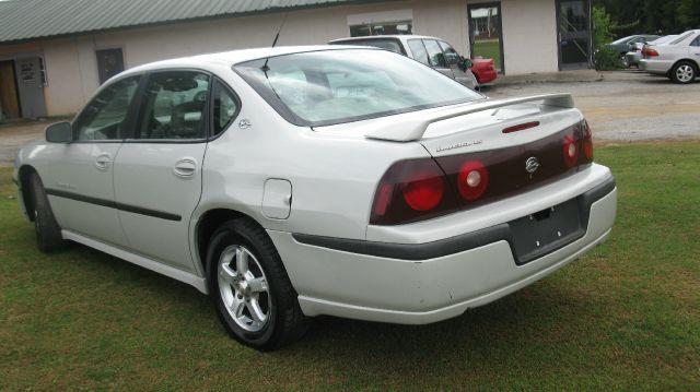 2003 Chevrolet Impala Touring W/nav.sys
