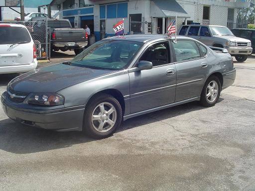 2005 Chevrolet Impala Touring W/nav.sys