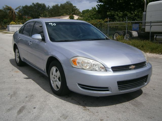 2006 Chevrolet Impala Touring W/nav.sys