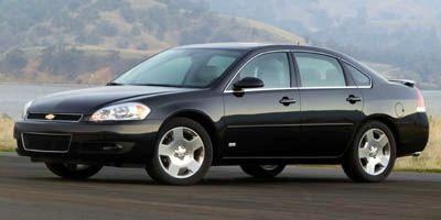 2006 Chevrolet Impala 4dr Sdn Auto (natl) Hatchback