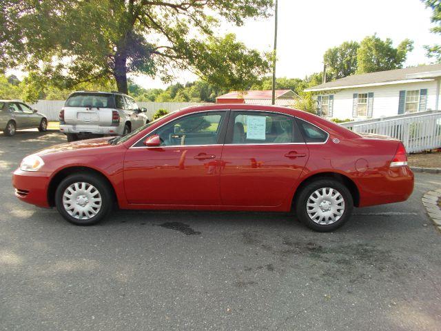 2008 Chevrolet Impala 3.2 Sedan 4dr