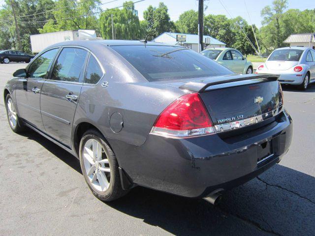 2008 Chevrolet Impala SLE SLT WT