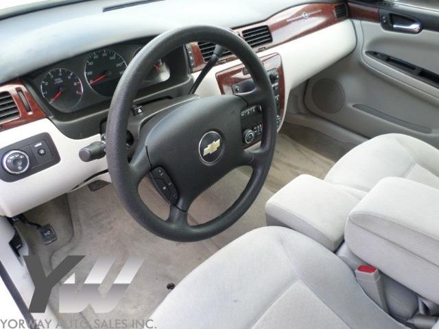 2008 Chevrolet Impala SL1