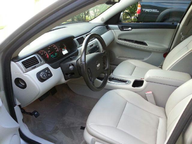 2008 Chevrolet Impala 4dr Sdn Auto (natl) Hatchback