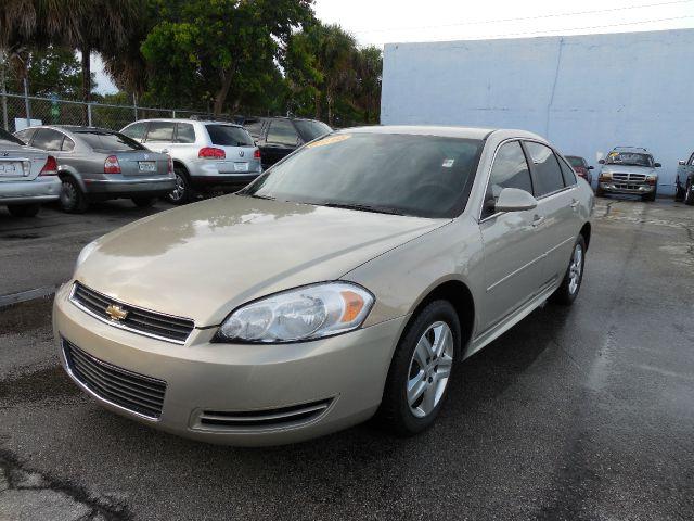 2010 Chevrolet Impala Touring W/nav.sys