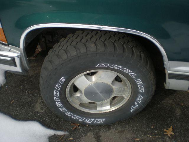 1995 Chevrolet K1500 Sunroof