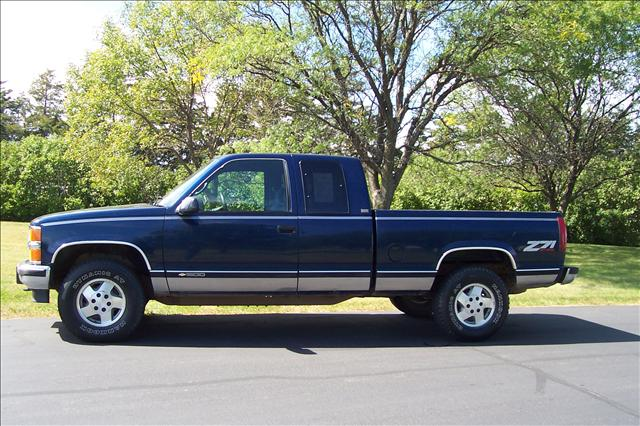 used chevrolet k1500 z71 extended cab 1995 details buy. Black Bedroom Furniture Sets. Home Design Ideas