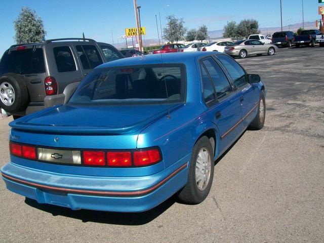 Used Chevrolet Lumina Euro 1993 Details. Buy used ...