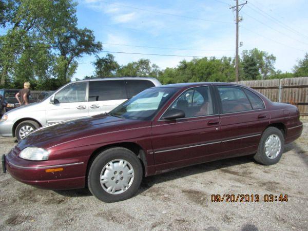 1997 Chevrolet Lumina 3.2 Sedan 4dr