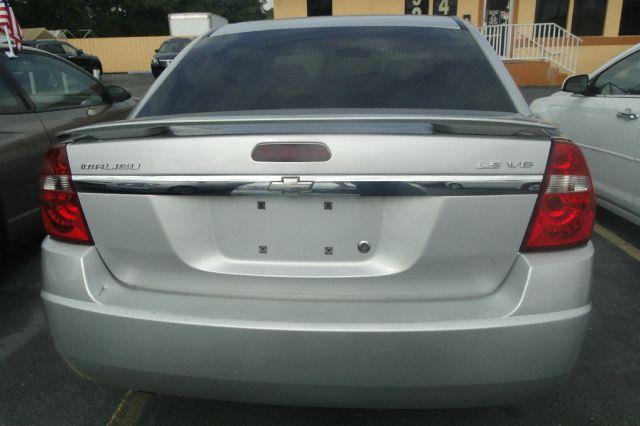 2005 Chevrolet Malibu Touring W/nav.sys