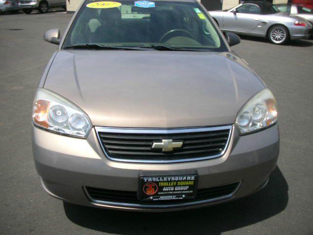 2007 Chevrolet Malibu Navigation RR DVD