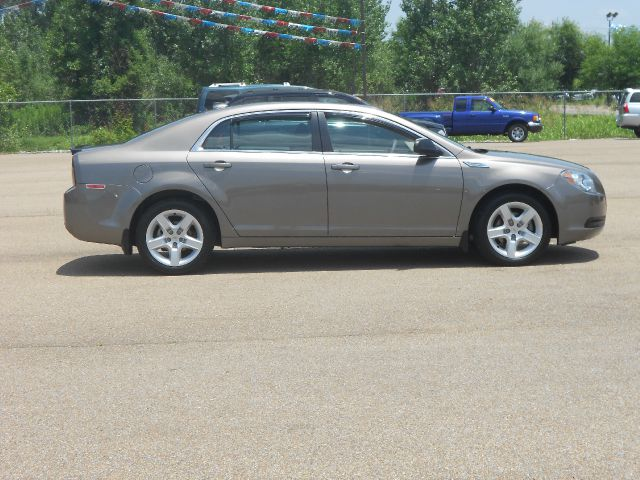 2012 Chevrolet Malibu Blk Ext With Silver Trin
