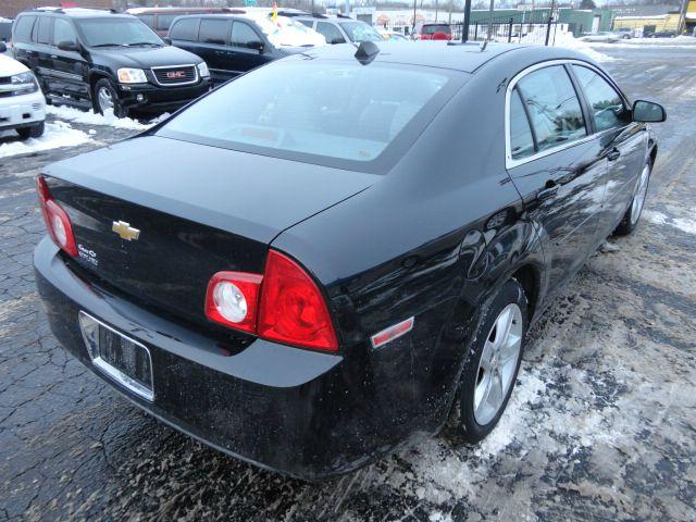 2012 Chevrolet Malibu Touring W/nav.sys